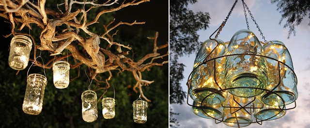 great outdoor lighting ideas – for the best summer parties | london