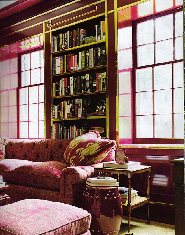 How to break stereotypes in interior design love happens for Bright paint colors for small rooms
