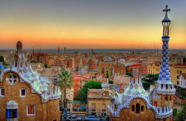 """The enchanting city of Barcelona is a visual delight, and has an atmosphere that combines elegance and sophistication with provincial charm."""