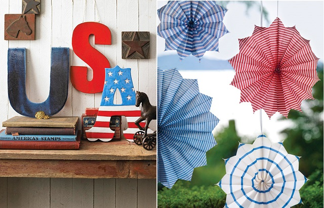 4th Of July Decoration Ideas Accessories Love Happens Blog