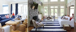 4th of July Decoration Ideas_living room2 4th of July Decoration Ideas living room2