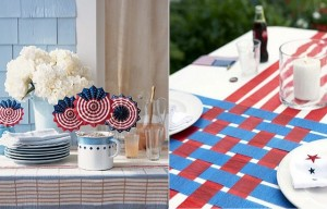 4th of July Decoration Ideas_table 4th of July Decoration Ideas table1