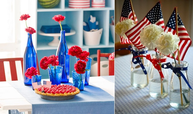 4th Of July Home Decorating Ideas Love Happens Blog