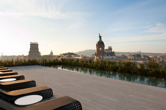 Top summer destination: Barcelona