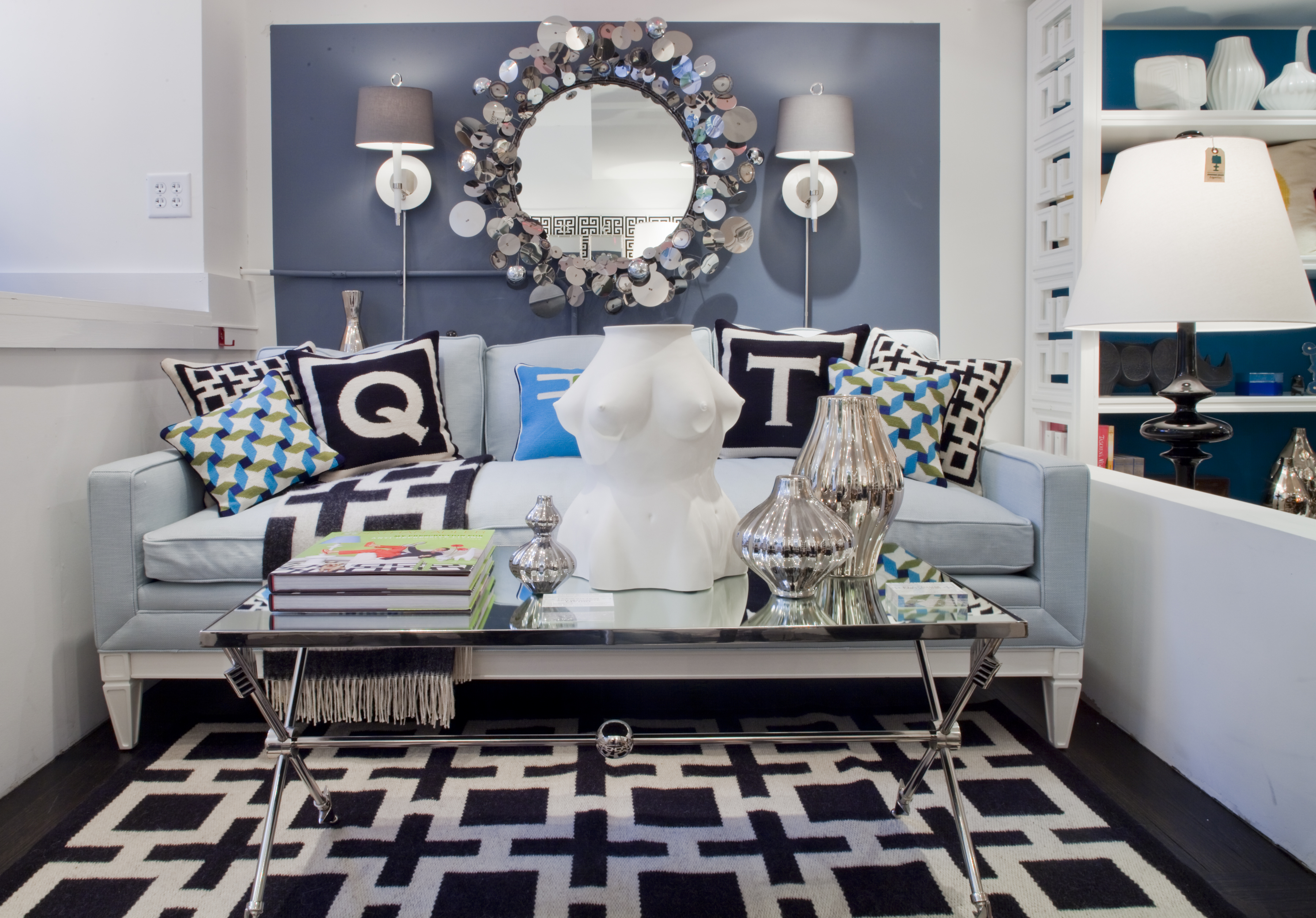 Jonathan Adler Living Room New Jonathan Adler Sofa Living Room  Love Happens Blog Design Decoration