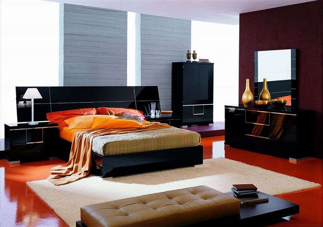 """Looking for ideas to redecorate your home interiors? Stop searching! Here you have 5 color palettes that will refresh and revitalize your home décor."" 6 color ideas for interiors Modern residential interior: 6 color ideas for Interiors Koket Love Happens triadic color scheme interiors 02"