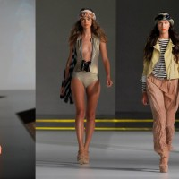 080 Barcelona Fashion takes place until today at the Design Hub Barcelona (DHUB)