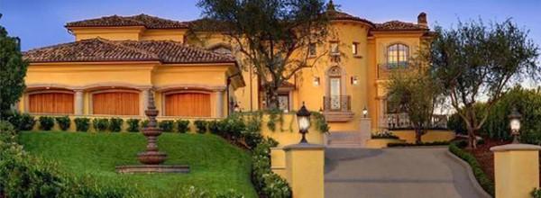 Celebrity Real Estates: Kim Kardashian and Kanye West Home