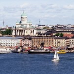 """Try visiting Helsinki. It is a cosmopolitan city but with a beat more relaxed"""