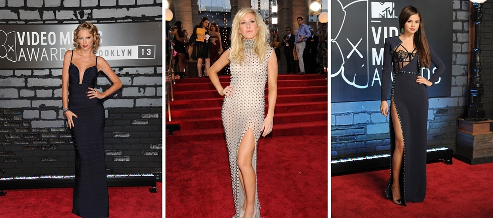 """""""There's no doubt that the fashion of the MTV VMAs is notorious to say the least. So, check the looks that the stars wore to the 2013 VMAs on Sunday night."""""""