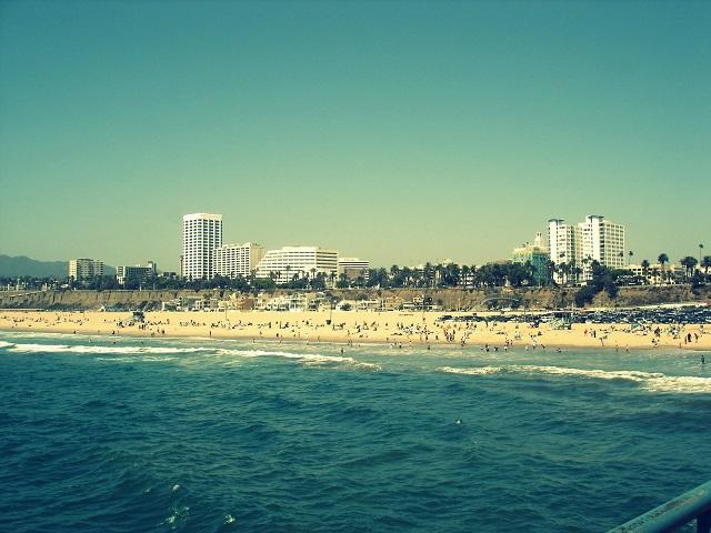 Summer Vacation Best Luxury Hotels In Santa Monica Ca