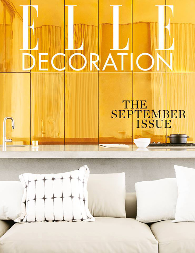 2014 Top Decorating Trends by ELLE Decoration magazine | Love ...
