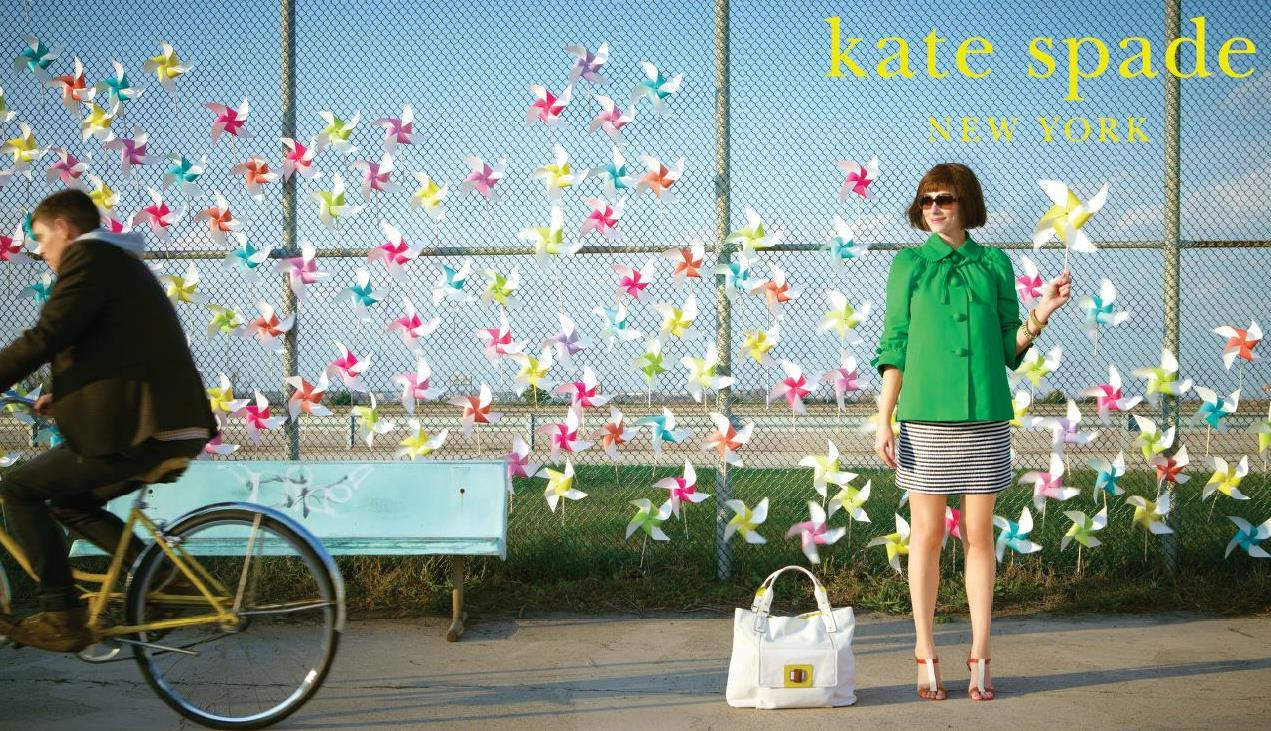 Kate Spade and eBay innovate on modern shopping in NYC