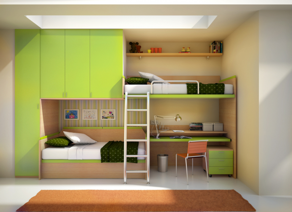 kids room decor idea by koket love happens blog 2  10 Decorating Ideas for Kids' Rooms