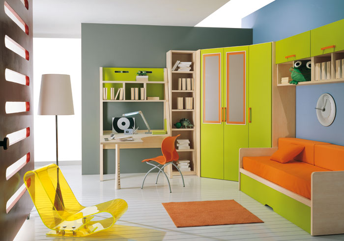 how to design kids' room