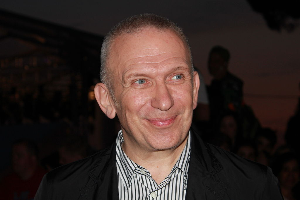 Top 50 Best Fashion Designers Jean-Paul Gaultier - festival de Cannes 2011