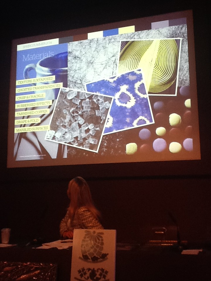 Decorex 2013 Seminar Programme Katharine Pooley