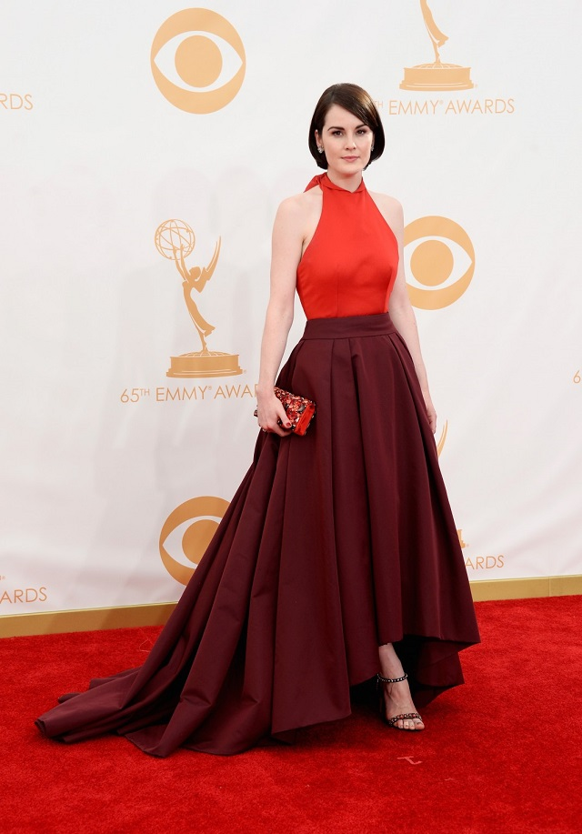 """""""Of course we couldn't miss the opportunity of showing the best dressed at the USA Emmy Awards 2013! As well as the star-winners of Sunday night's award show."""""""