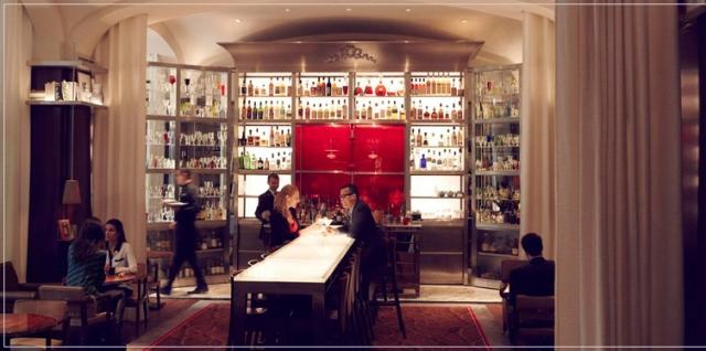 Paris Best Trendy Bars After Maison et Objet 2013