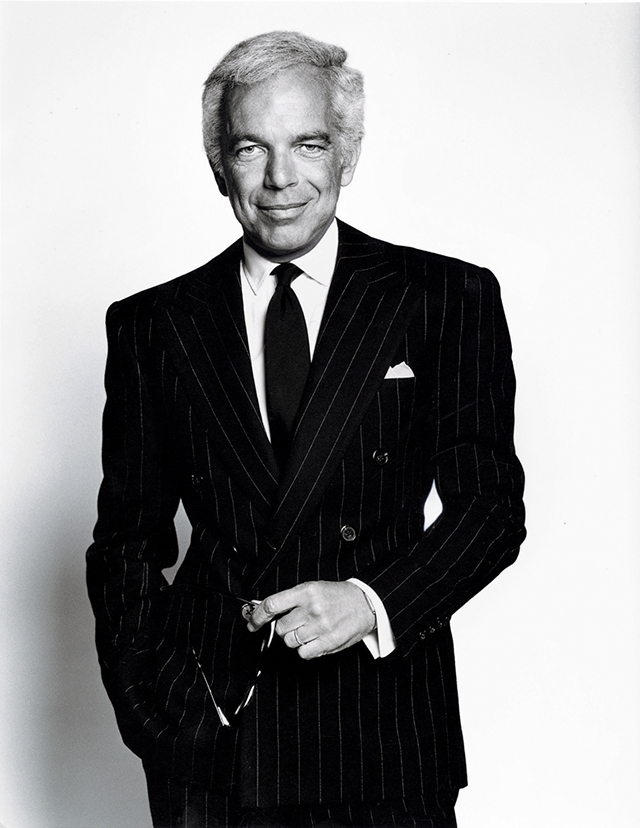 Ralph Lauren Fashion Designer