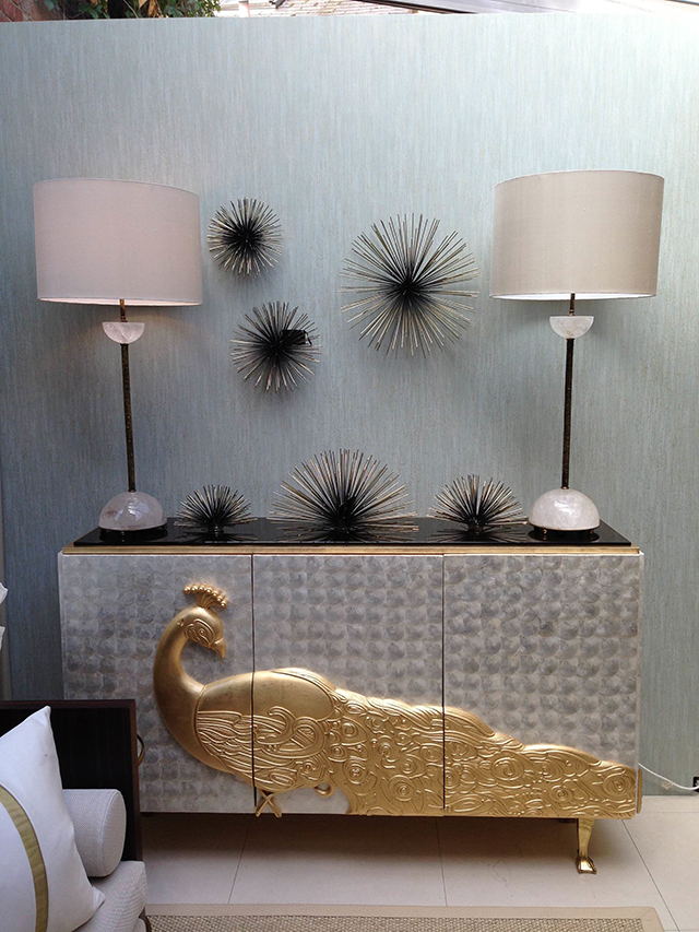 Camilia Cabinet By KOKET At Katharine Pooley Showroom