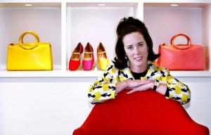 fashion designer  KATE SPADE  kara1