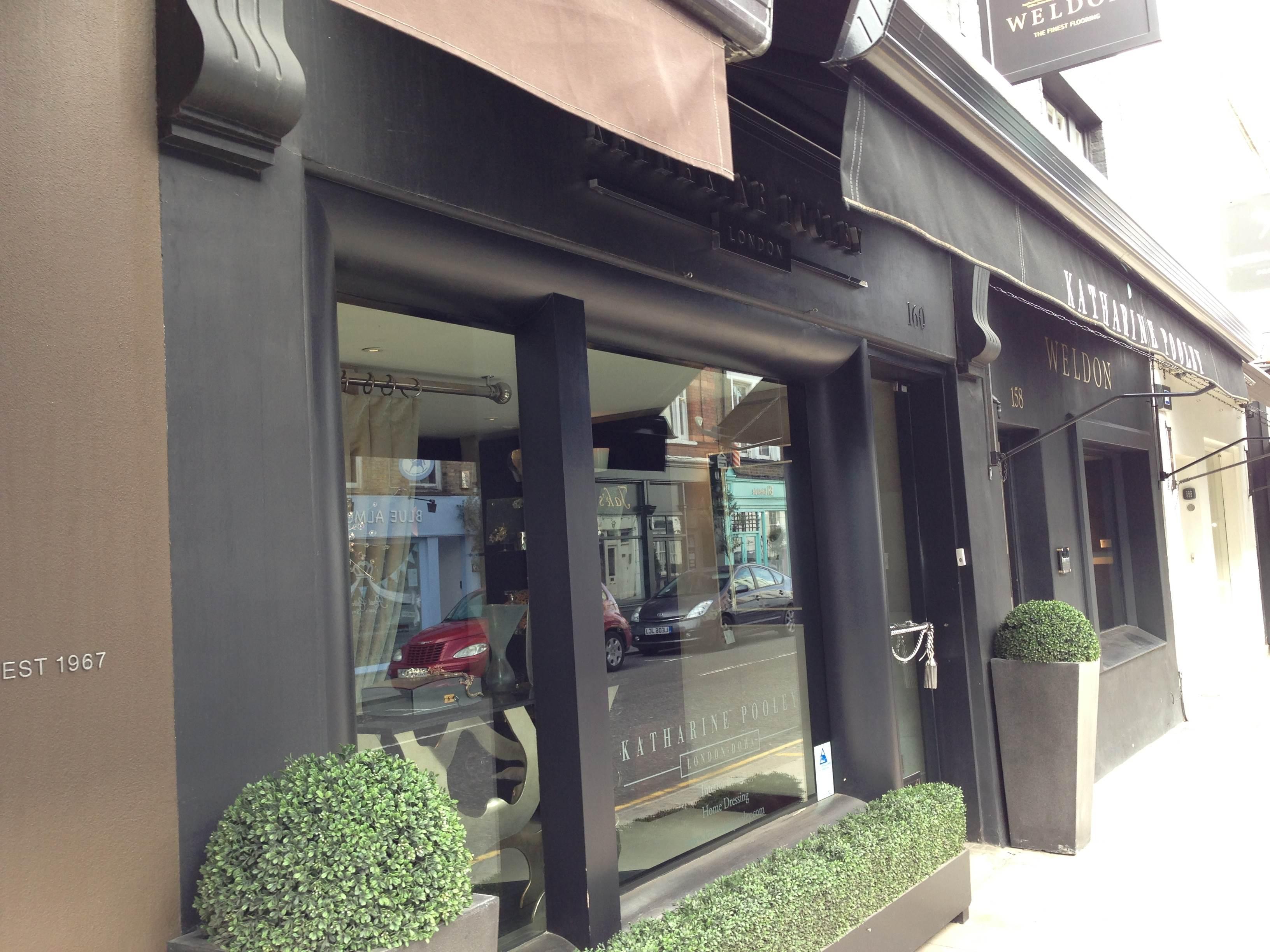 Katharine Pooley showroom London