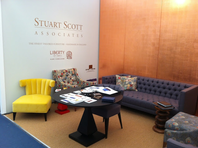 Best exhibitors in Decorex London 2013