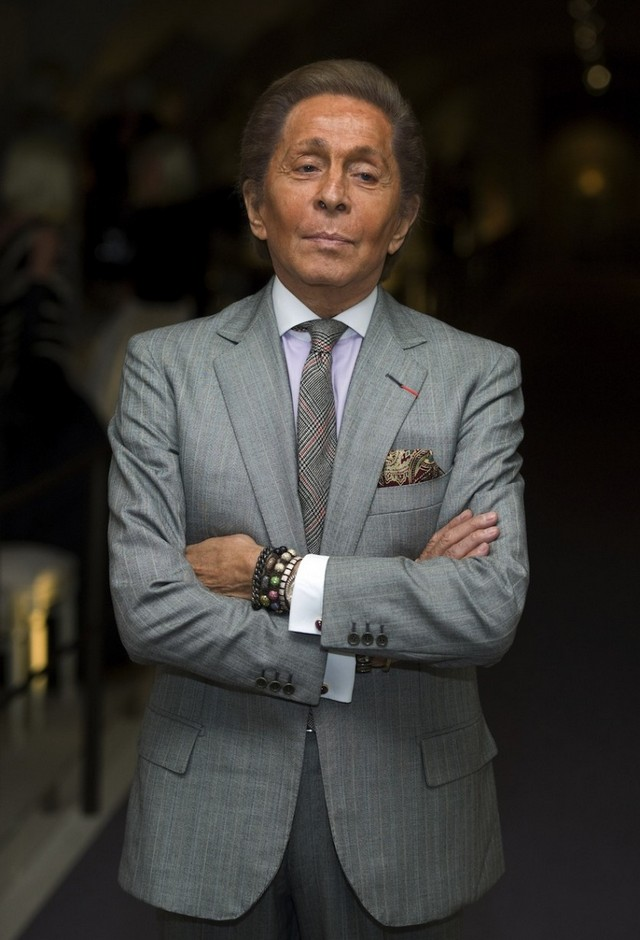 fashion designer TOP 50 Best Fashion Designers TOP 50 Best Fashion Designers valentino2