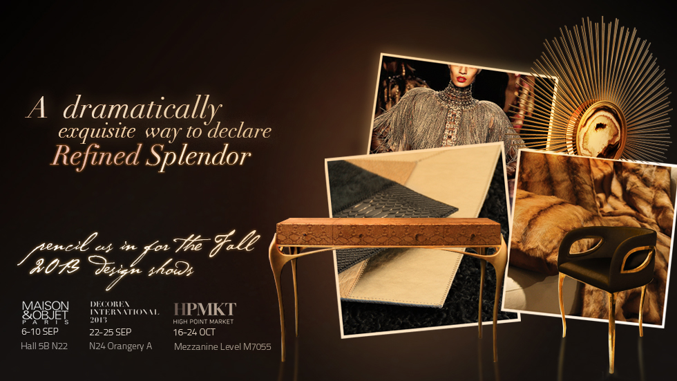 New Fall Collection by KOKET exhibiting at High Point Market USA