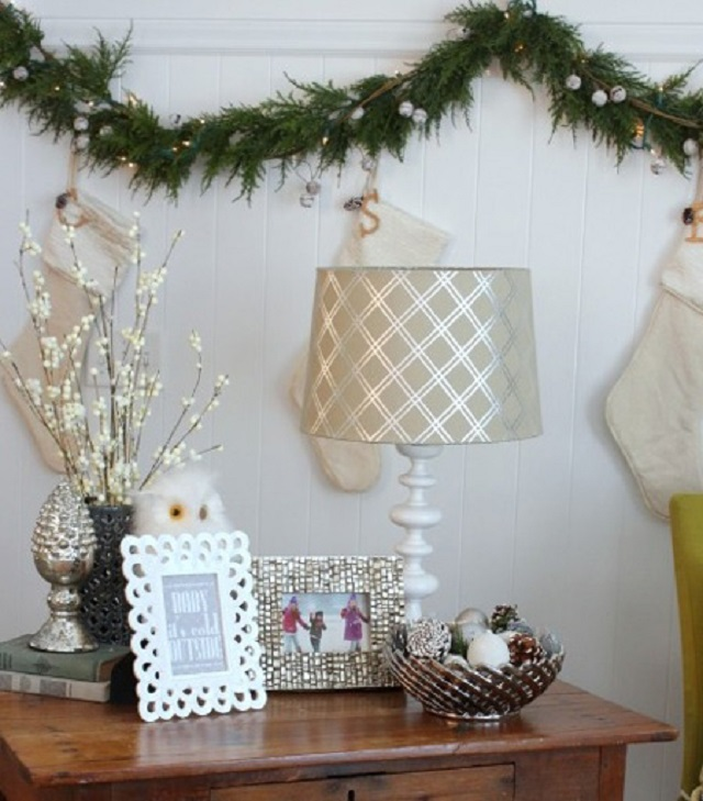 Home Secrets: 10 Glamorous Winter Décor Ideas