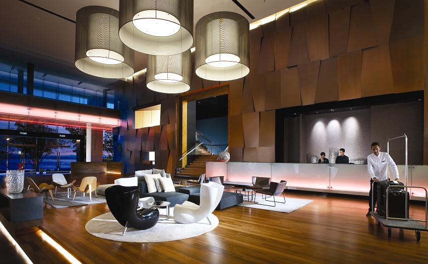 The secret to design amazing hotel interiors love for Hotel design blog
