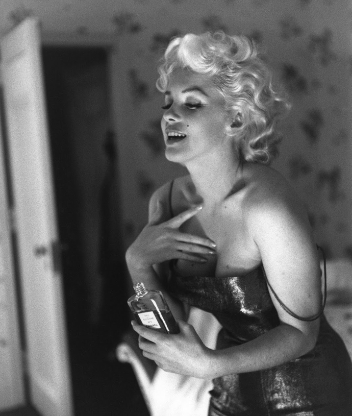 Marilyn Monroe stars in new Chanel ad campaign