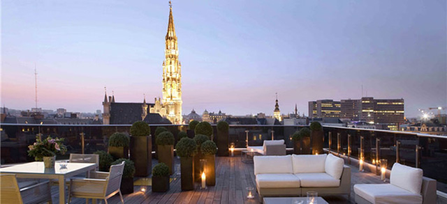 Royal Windsor Brussels, Belgium Fashion Hotels Luxury Travel: Top 10 Fashion Hotels royal windsor grans palace brussels