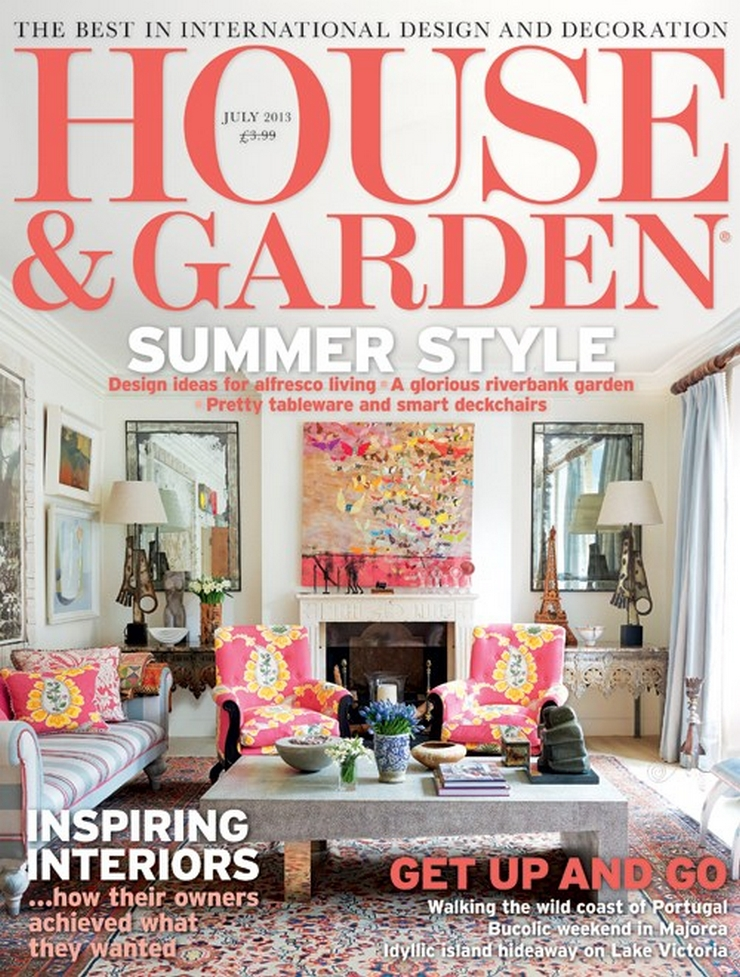 Top Interior Mags To Subscribe In 2014