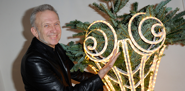 Jean Paul Gaultier charity Christmas Tree detail