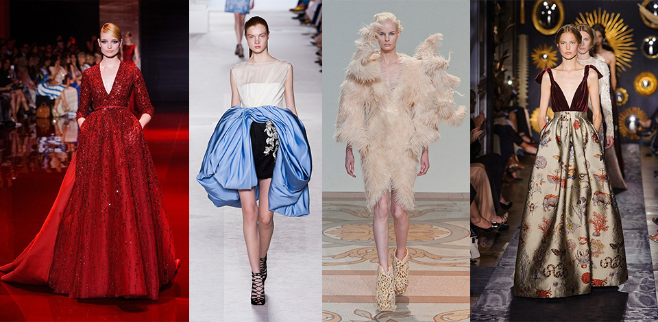 top haute couture collections fw 2013 2014