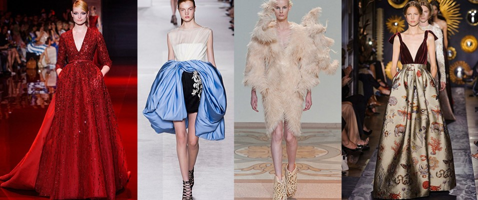 Top 10 haute couture collections fw 2013 2014 for Haute couture houses