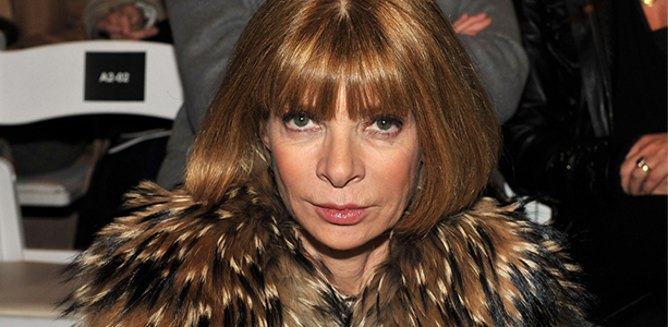 Met Renames Costume Institute for Anna Wintour