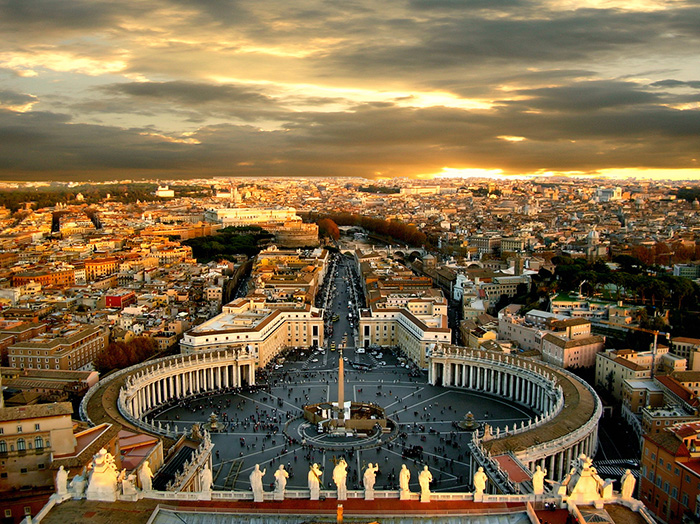 The Most Romantic cities in the World for Valentine's Day Rome Italy romantic cities