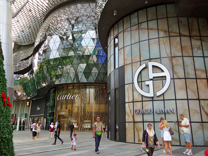 Shopping on Orchard Road1