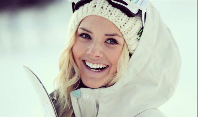 The most beautiful athletes of the Sochi 2014 Olympic Games