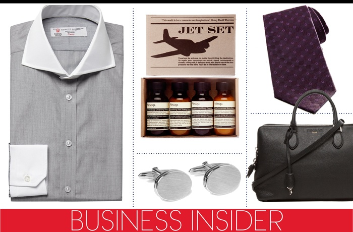Valentine's Day Gifts for him suggestions by Vogue - business insider