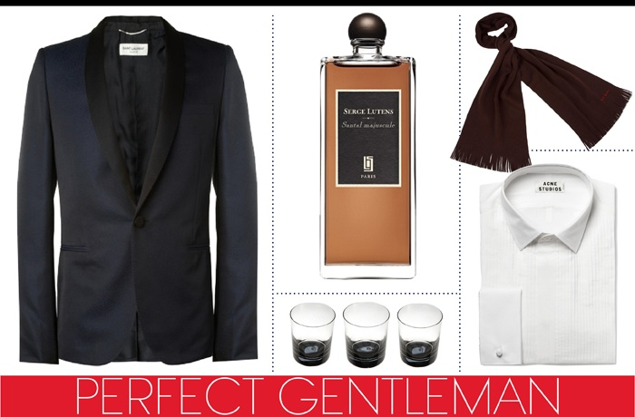 Valentine's Day Gifts for Him - suggestions by Vogue