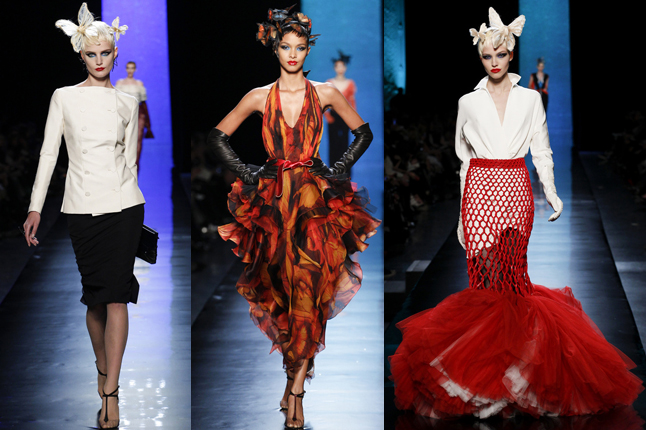 Paris Fashion Week Haute Couture Spring/Summer 2014 by Vogue