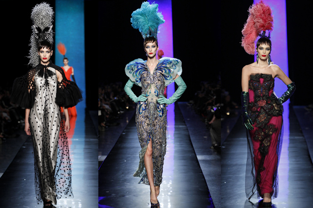 Haute Couture 2014: Jean Paul Gaultier's Butterfly Effect