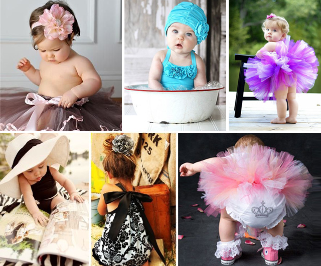 Highly Adorable Child's fashion inspiring board on Pinterest