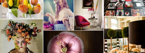 2014 Top Decorating Trends for Spring: Fabulous floral ideas