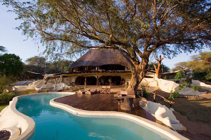 Chongwe River House, Africa