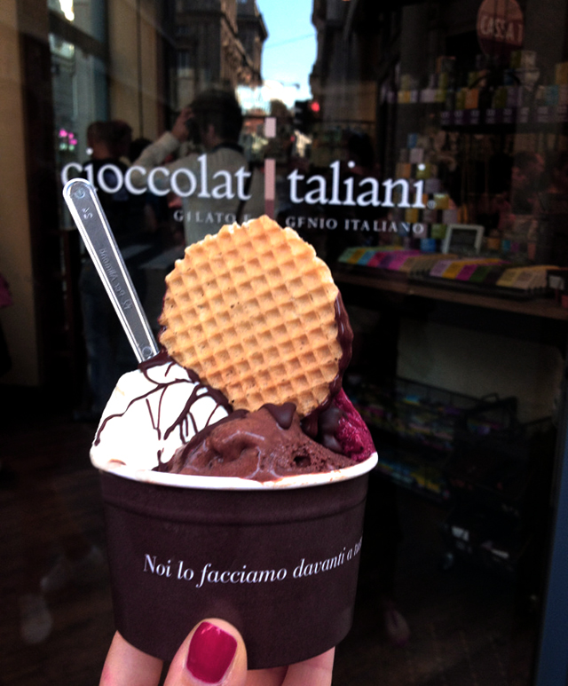 ciocolati italiani ice cream